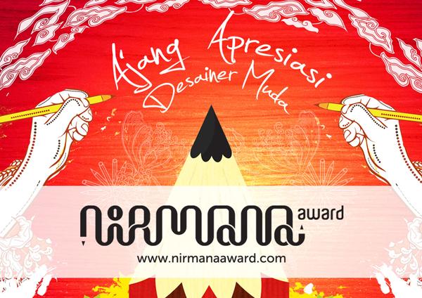 Upaya eksistensi mahasiswa dkv-fsrd dalam ajang nirmana award 2012